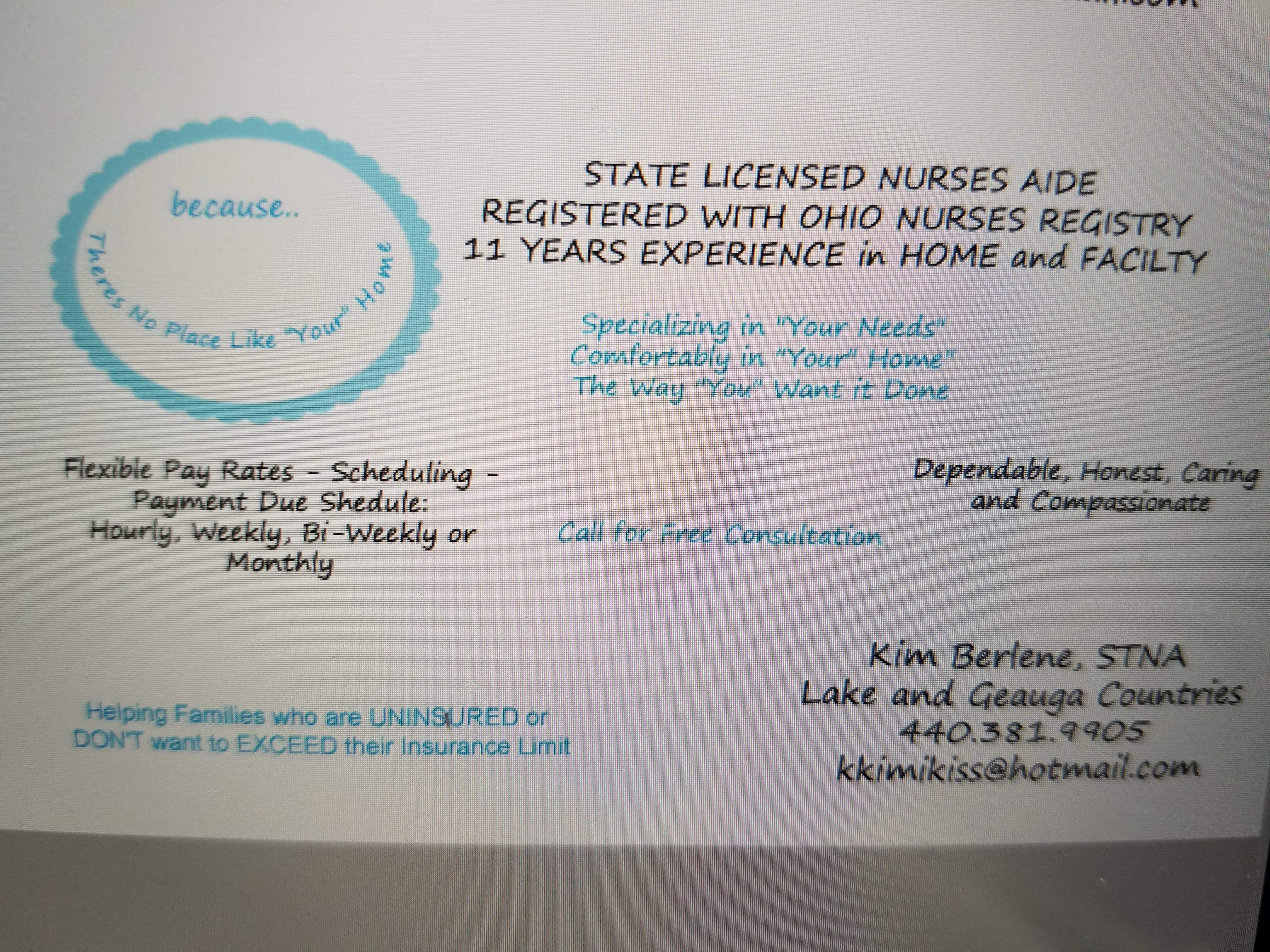 Senior In Home Care Geauga News