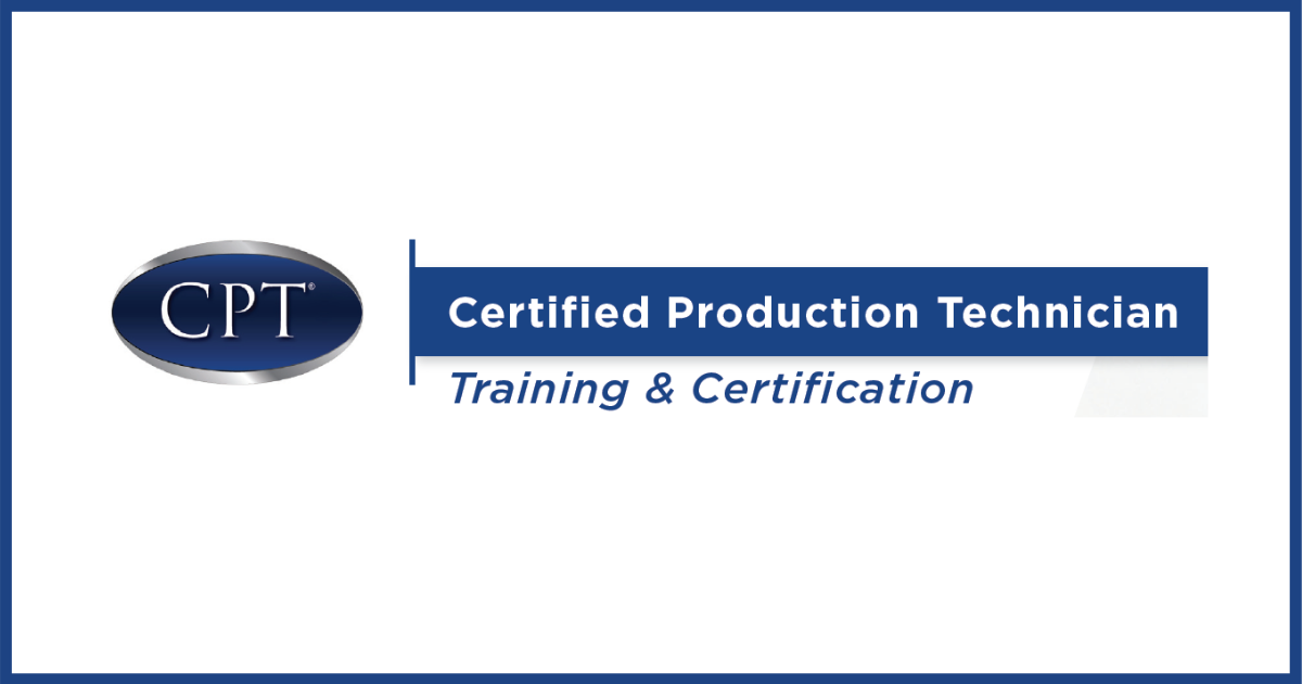 Learn in-demand skills from advanced manufacturing program