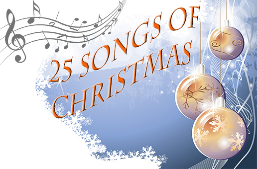 Day 1 of the 25 Songs of Christmas