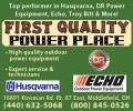 First Quality Power Place