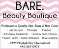 BARE. Beauty Boutique