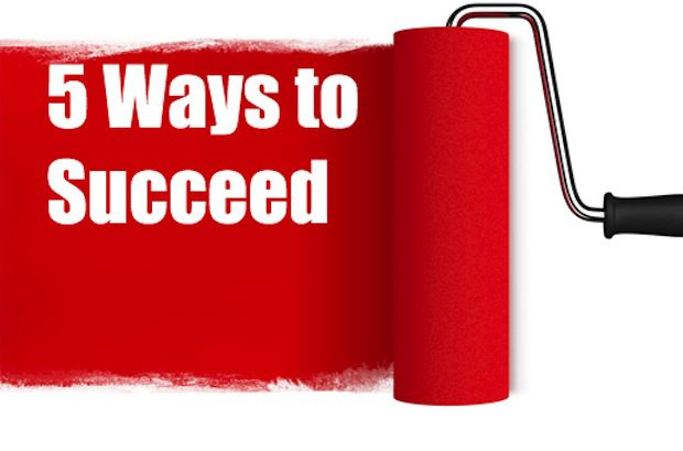 5 Ways to Succeed in the New Year