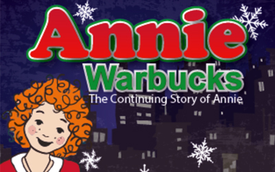 Annie Warbucks the continuing story