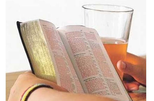 Beer-and-bible