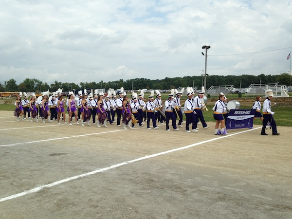 Berkshire High School Marching Band