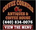 Coffee Corners Antiques and Coffee House