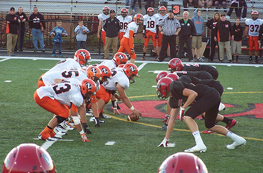 Chardon vs Eastlake Game