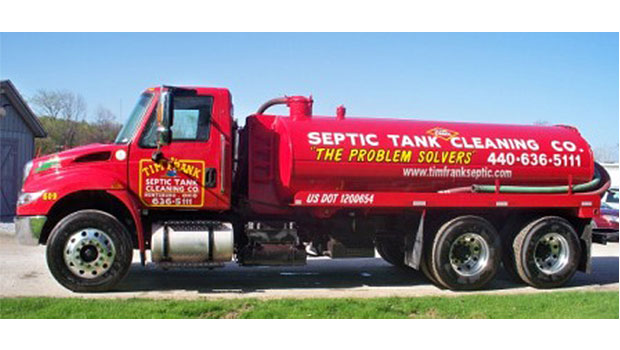 Tim Frank Septic Cleaning Company