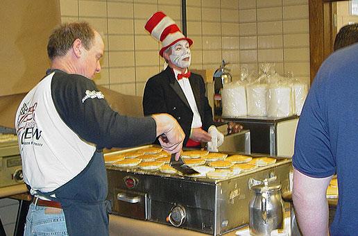 Kiwanis Club Pancake Breakfast