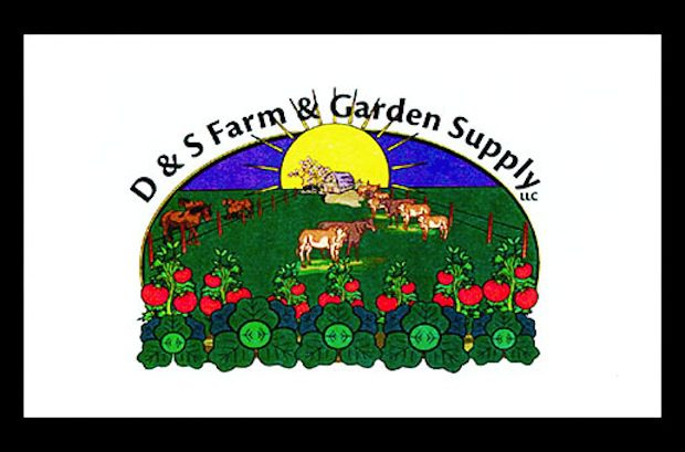 D&S Farm and Garden Logo