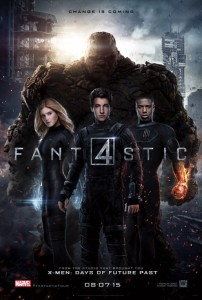 Fantastic Four NEW In Post