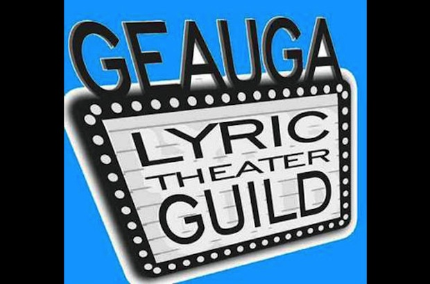 Geauga Lyric Theater Guild Logo