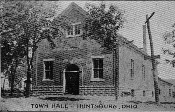 Huntsburg Town Hall