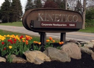 Kinetico HQ sign home
