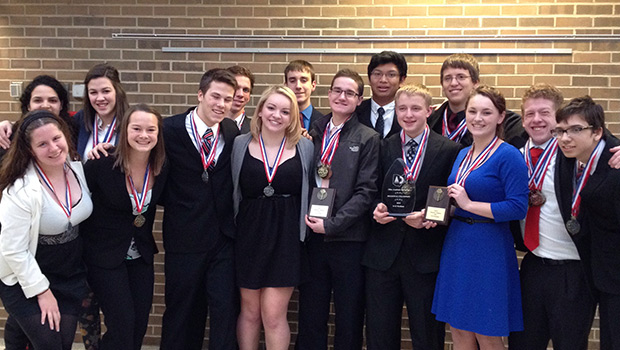 NDCL Academic Decathlon