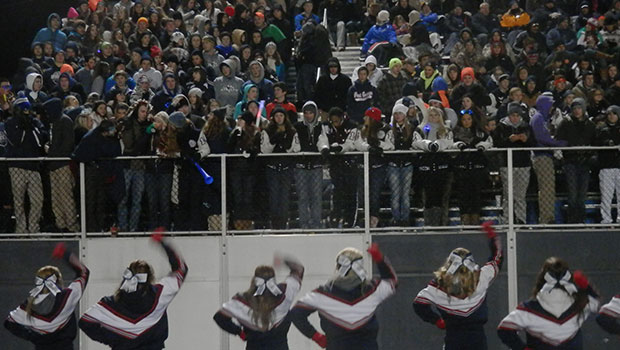 West Geauga Wolverines fans