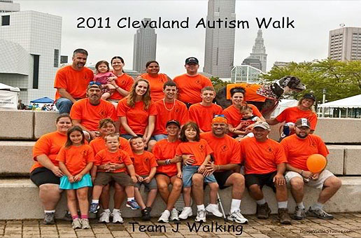 Team J Walking 2011
