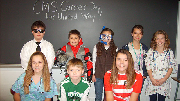 Spirit Week Career Theme