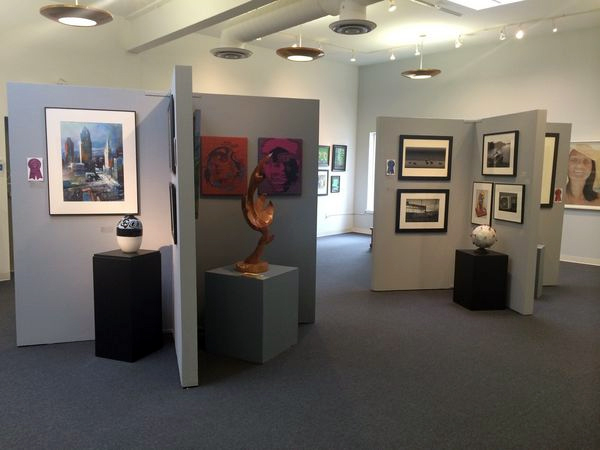 Valley Arts Center Juried Exhibit