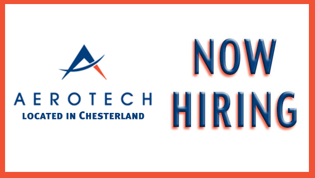 Aerotech is hiring