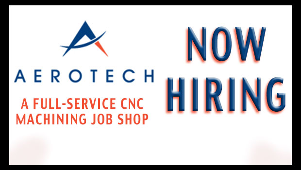 Areotech is now Hiring