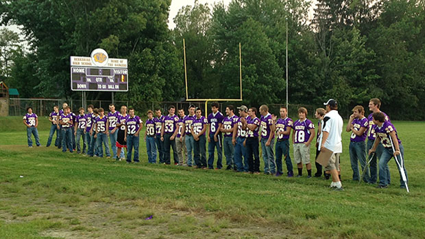 Berkshire Badger Football Team