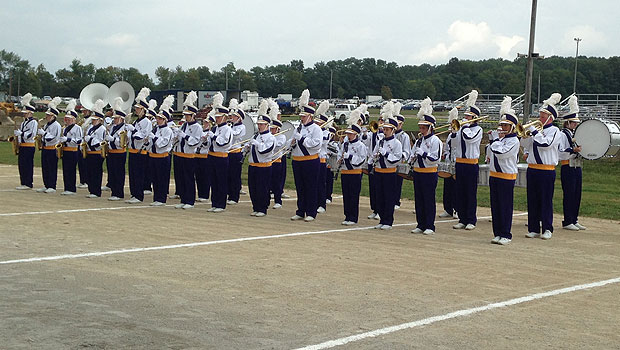 Berkshire Band at the Band O Rama