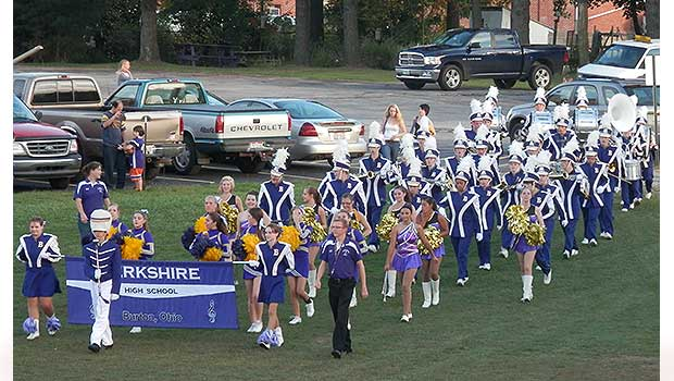 Berkshire Marching Band