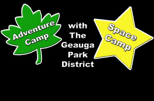Day camp with the Geauga Park District