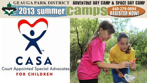 Summer Camp with Geauga Park District