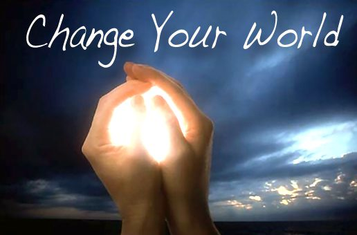 You must be the change you wish to see in the world. ~ Mohandas Gandhi