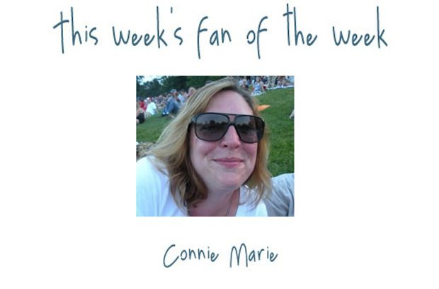 Fan of the Week: Connie Marie