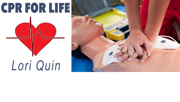 CPR for Life - Lori Quin