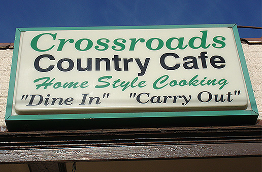Crossroads Country Cafe