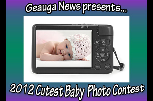 Geauga News 2012 Cutest Baby Photo Contest