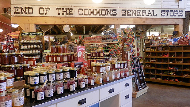 End of the Commons General Store
