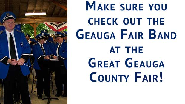 Geauga Fair Band