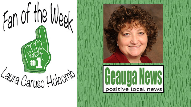 Fan of the Week: Laura Caruso Holcomb