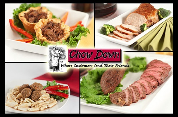 Chow Down Custom Catering