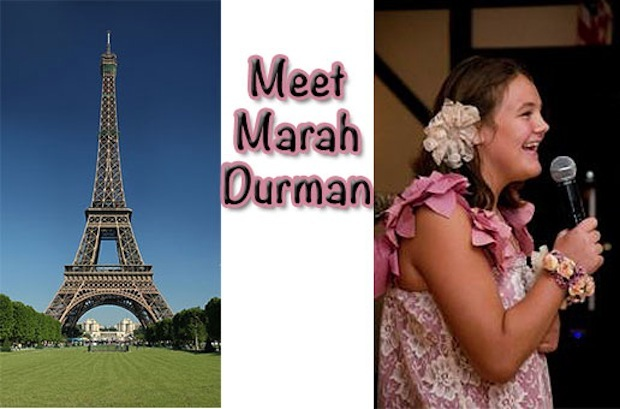 Meet Marah Durman