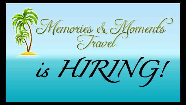 Memories & Moments is Hiring!