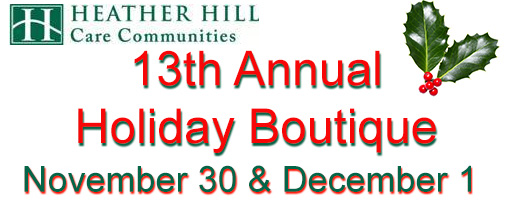 13th Annual Holiday Boutique