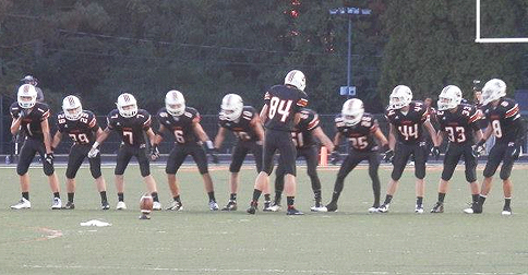 Chagrin Falls Football Team