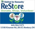 Geauga County Habitat for Humanity Restore