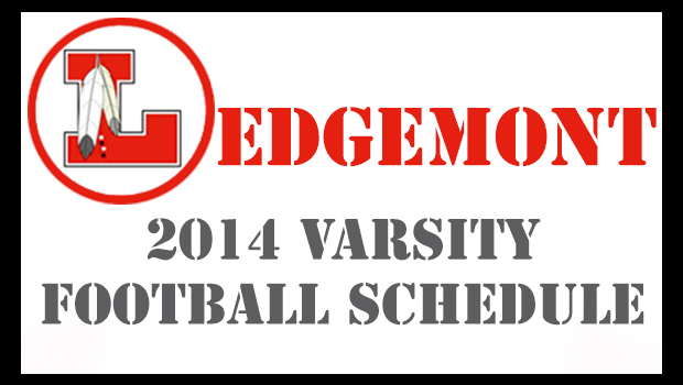 LEdgemont 2014 Varsity Football Schedule