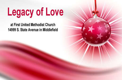 Legacy of Love at Middlefield UMC