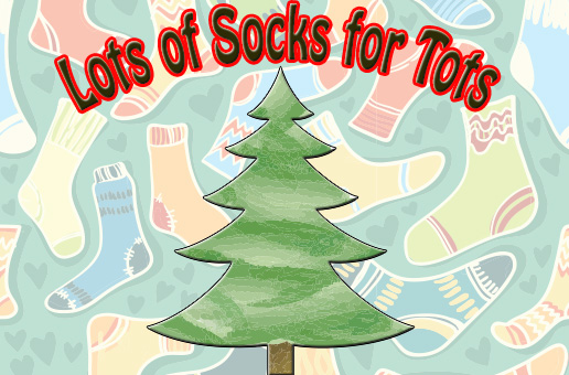 Lots of Socks for Tots
