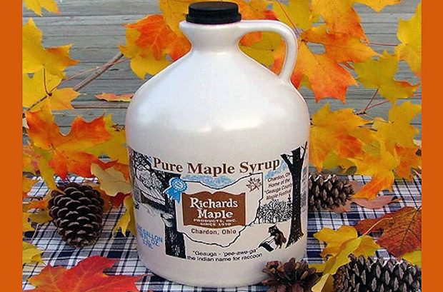 Richards Maple Syrup