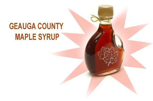 Geauga County Maple Syrup