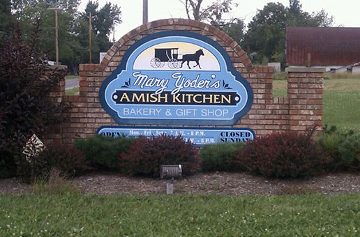 Mary Yoder's Amish Kitchen
